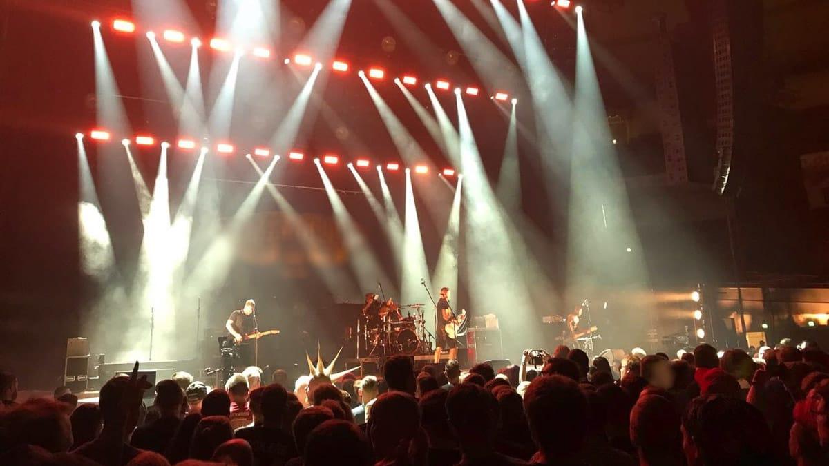Ein Konzert ist eines von vielen Veranstaltungen im Sauerland