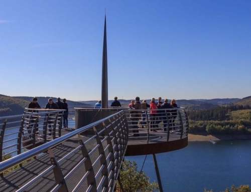 BiggeBlick: Hoch hinaus am Biggesee