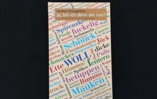 Buchvorstellung Ja bin ich denn der Leo - Alltagssprache im Sauerland