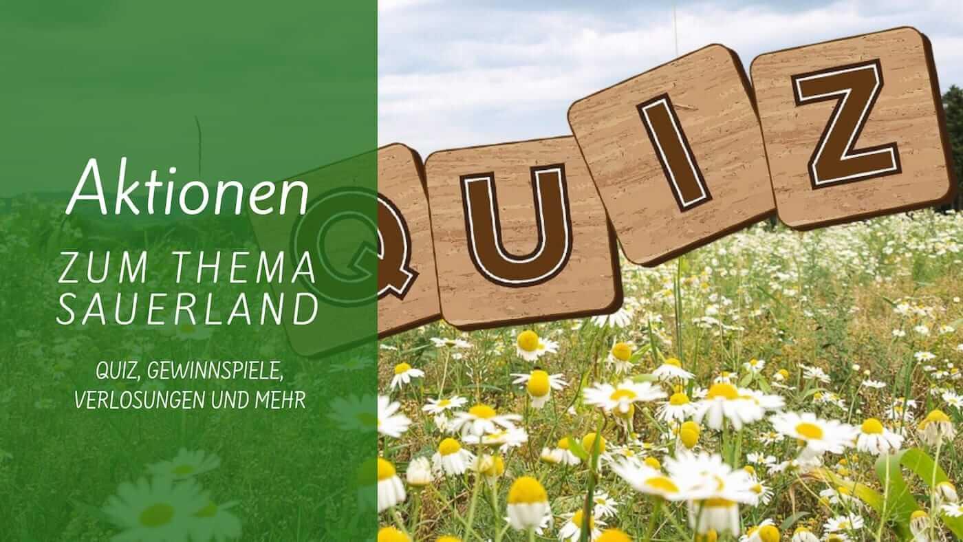 Aktionen vom Regionalblog Heimatliebe Sauerland