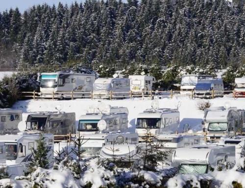 Wohnmobilpark Winterberg: Sommer wie Winter ein tolles Ziel