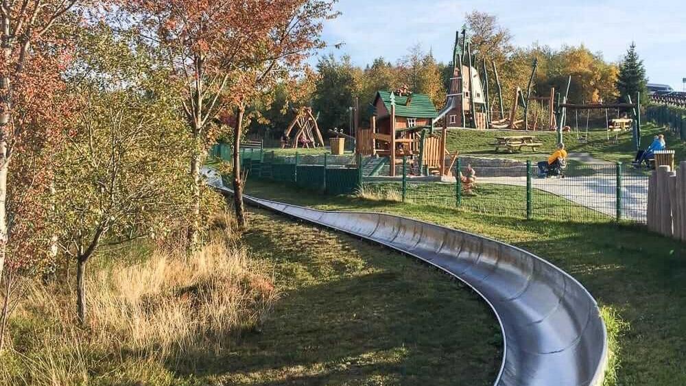 Erlebnisberg Kappe: Freizeitspaß in Winterberg