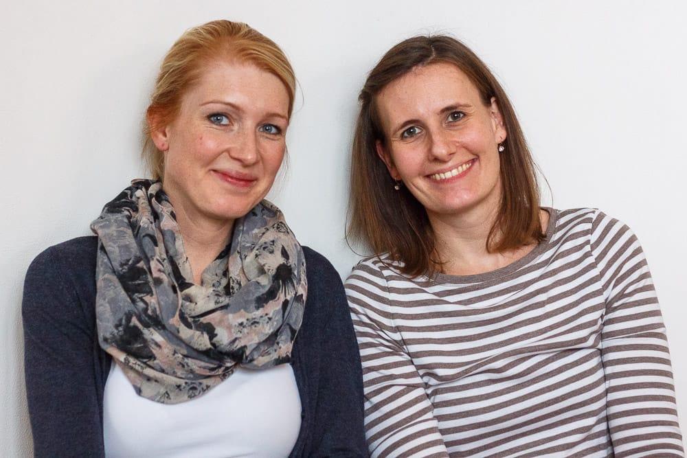 Julia und Tanja vom Heimatliebe Sauerland Blog