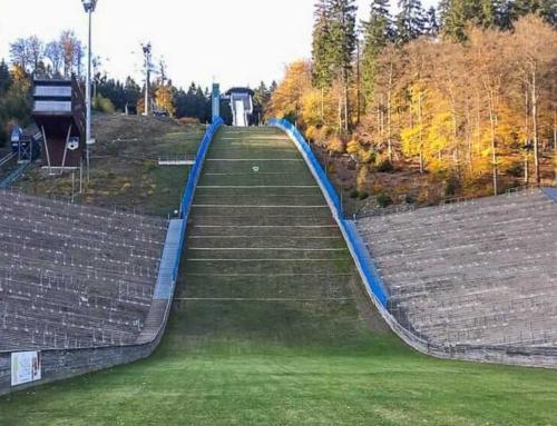 Mühlenkopfschanze: Größte Skisprungschanze der Welt – Hättest du's gewusst?