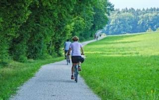 Eine der Radtouren im Sauerland ist der Sauerland Radring