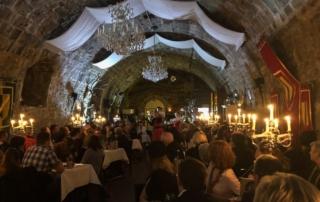 Zu Besuch beim Krimi Dinner in Arnsberg