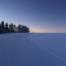 Langlauf im Sauerland im Skigebiet Sundern Wildewiese bei Sonnenaufgang