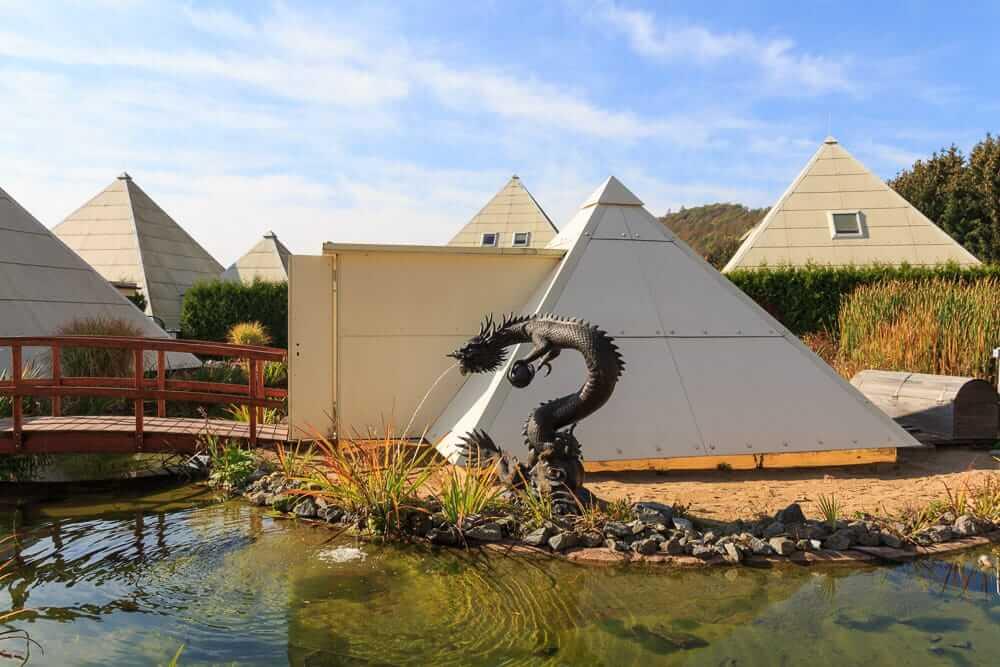 Eine tolle Location für Veranstaltungen die Sauerland Pyramiden