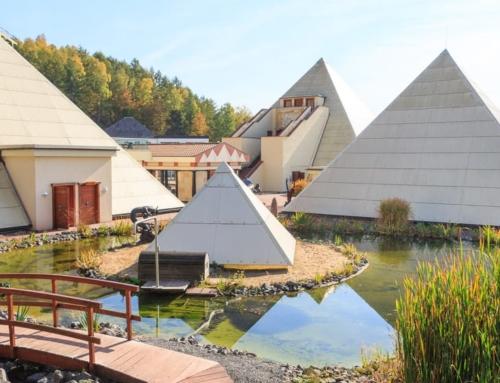 Sauerland Pyramiden im Galileo Park