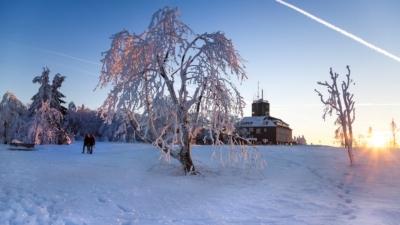 Winterwandern ist ein tolles Winter Ausflugsziele im Sauerland (c)FerienweltWinterberg