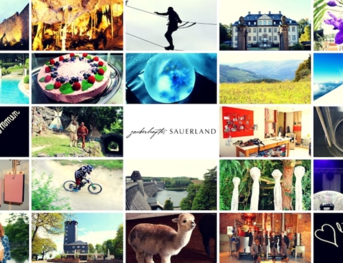 Hinter den Kulissen vom Blog Zauberhaftes Sauerland