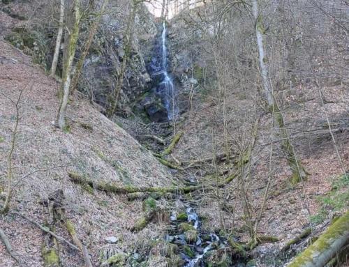 Plästerlegge: Höchster, natürlicher Wasserfall in NRW – Hättest du's gewusst?