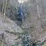 Blick auf die Plästerlegge Wasserfall im Sauerland