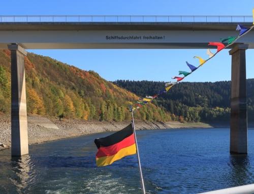 Schifffahrt auf den Seen im Sauerland: Infos mit Corona-Updates