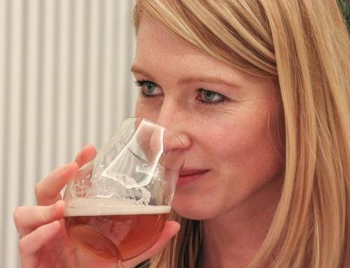 Hinter den Kulissen einer Biersommelière im Sauerland