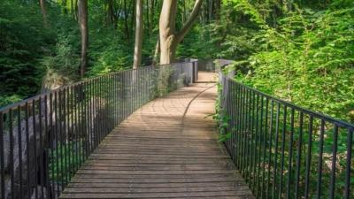 Brücke im Felsenmeer Hemer