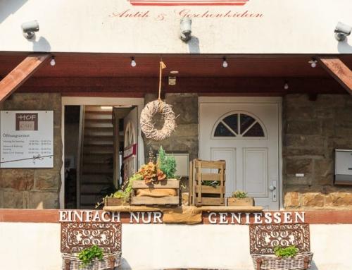 Das Hof Café in Sundern: Genießen wie bei Freunden