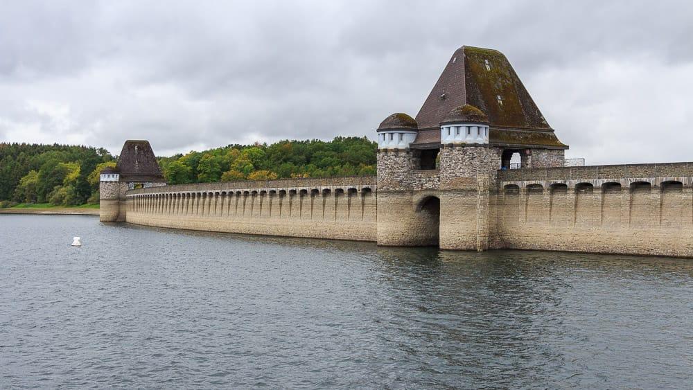 Sauerland Quiz mit Frage zum Möhnesee