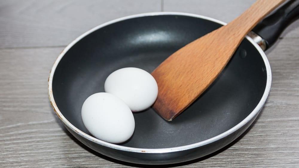 Bitte was ist Eierbacken im Sauerland?