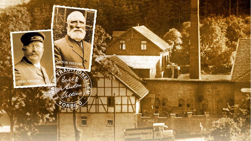 Das Grevensteiner Original schreibt Sauerländer Biergeschichte