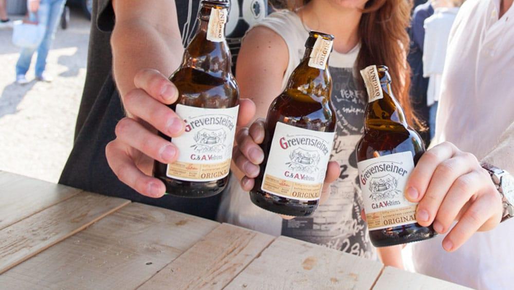 Grevensteiner Biergenuss und Sauerländer Geselligkeit