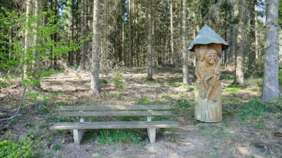 Der Westenfelder Walderlebnispfad im Sauerland