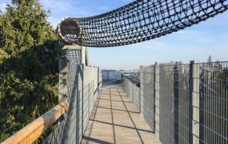 Panorama Erlebnisbrücke im Sauerland