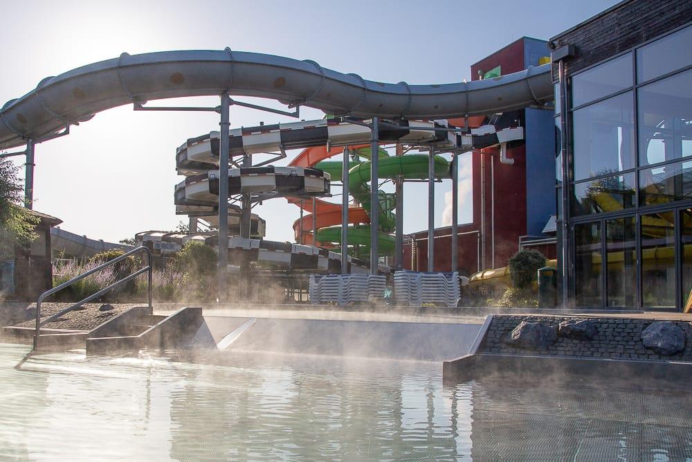 Schwimmbad AquaMagis in Plettenberg einer der Städte im Sauerland