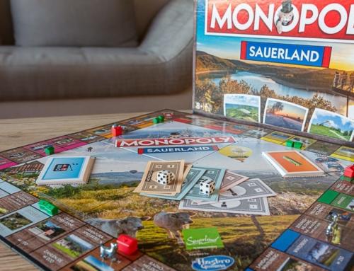 Monopoly Sauerland: Spielend durch die Region