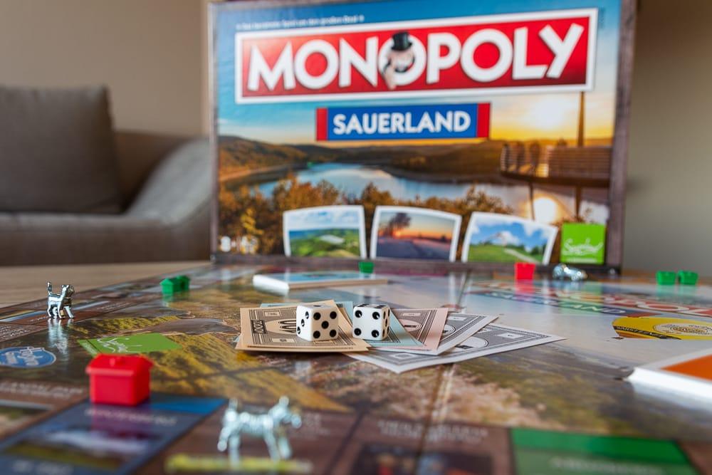 Monopoly Sauerland Spiel