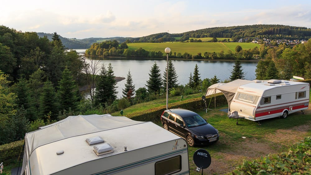 Camping Kalberschmacke im Sauerland