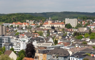 Städte im Sauerland