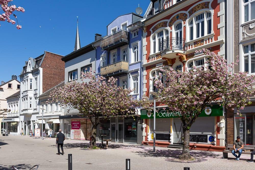 Städte im Sauerland wie Menden