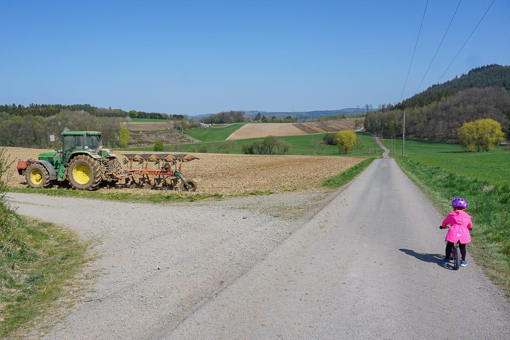 Milch- und Landwirtschaft erleben am Milchweg im Sauerland