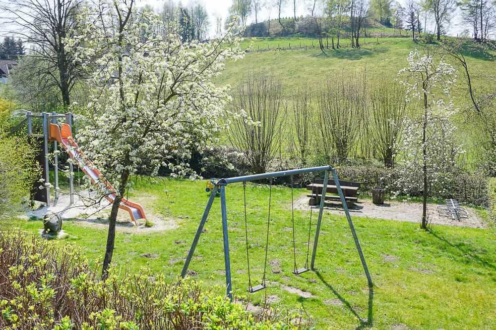 Spielplatz am Milchweg Sundern