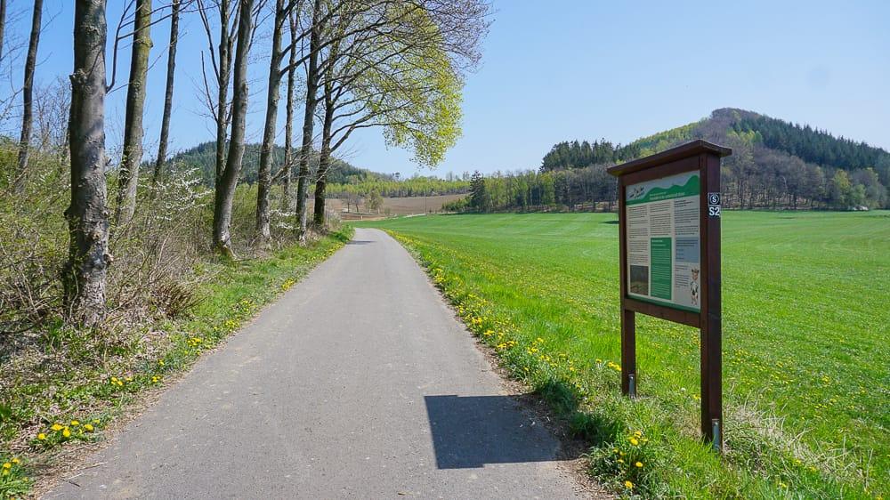 Milchweg Sundern: Informativer Spaziergang auf den Spuren von Lotte